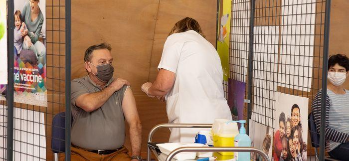 vaccination Covid agents municipaux