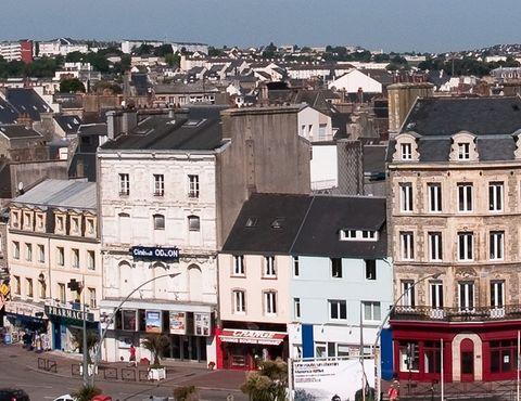 Cherbourg-en-Cotentin ville dynamique et attractive