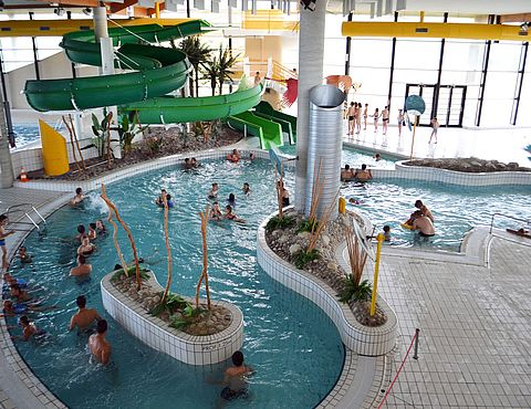 Les piscines de cherbourg en cotentin for Piscine beaumont les valence